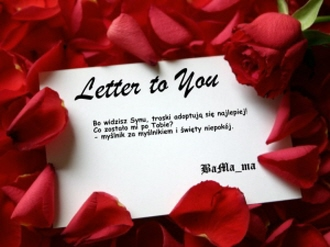 Letter to You - III